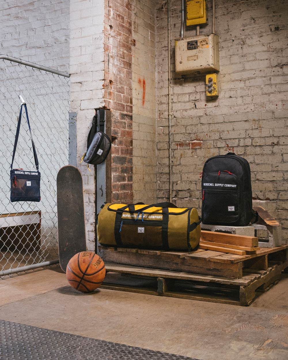 Featured: Herschel Supply Athletics