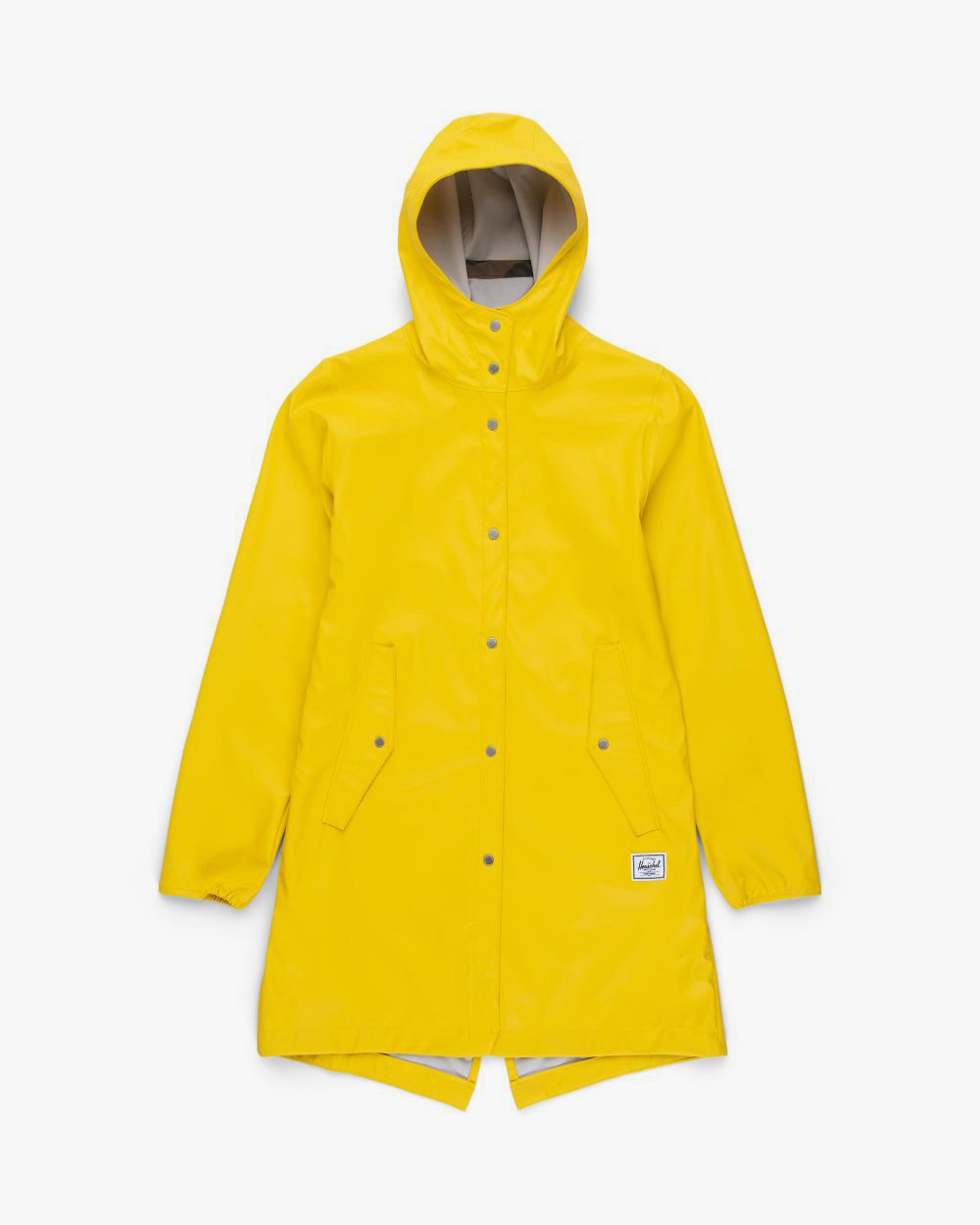 Yellow Rainwear Fishtail Classic Jacket