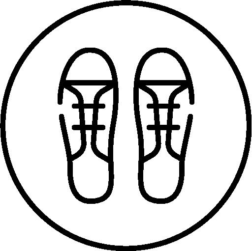 icône de description Compartiment chaussures signature