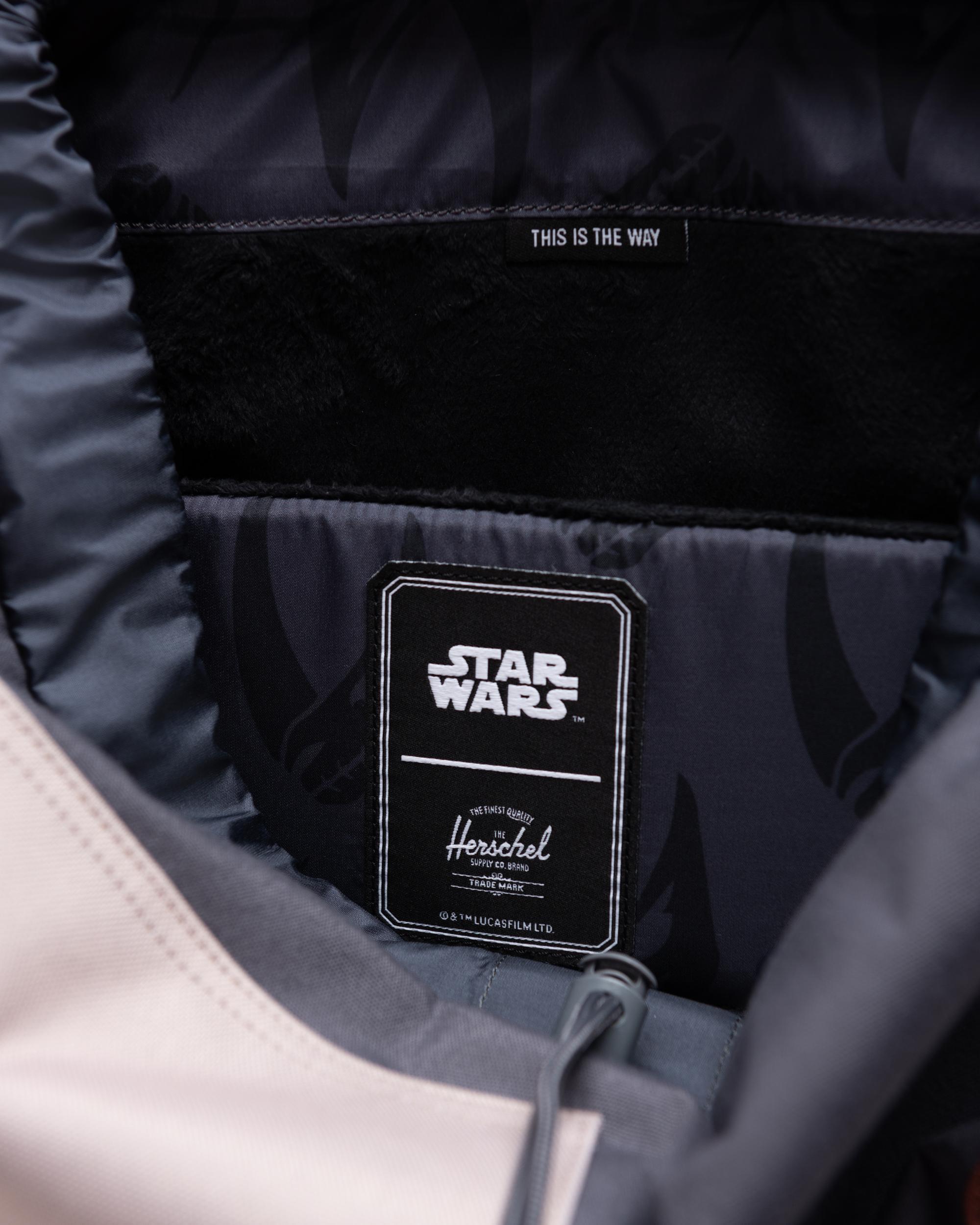 Étiquettes personnalisées Star Wars™ et Herschel Supply