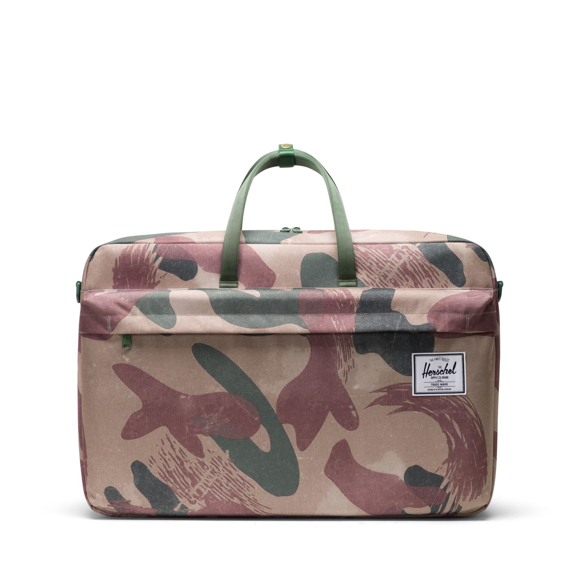 Winslow Travel Duffle in Black NWT Free Shipping Herschel Supply Co